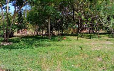 4047 m² commercial land for sale in Mtwapa