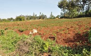 297.7 m² land for sale in Kiambu Town