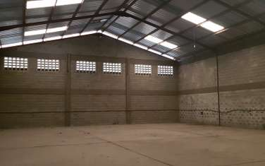 5000 ft² warehouse for rent in Mombasa Road