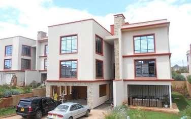 Furnished 4 bedroom townhouse for sale in Kiambu Road