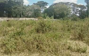 809 m² land for sale in Karen
