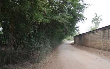 43560 ft² land for sale in Kikambala