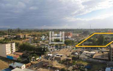 0.125 ac commercial land for sale in Nanyuki