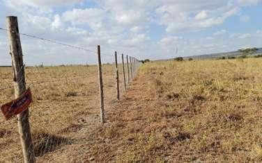 Commercial land for sale in lukenya