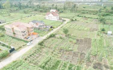 0.111 ac residential land for sale in Athi River Area