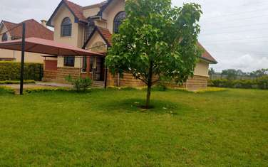4 bedroom townhouse for rent in Tigoni