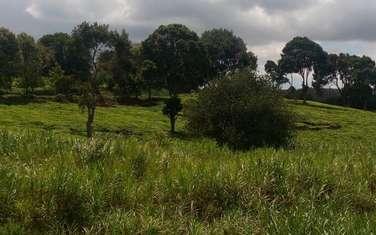 4047 m² land for sale in Tigoni