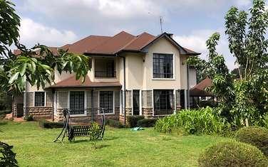 5 bedroom house for rent in Karen