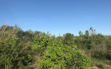 76893 m² commercial land for sale in Malindi Town