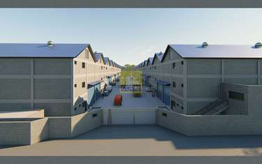 5102 ft² warehouse for sale in Ruaraka