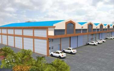 743 m² warehouse for rent in Juja