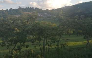 10000 ft² land for sale in Ngong