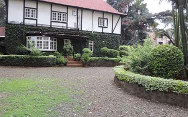 Furnished 2 bedroom house for rent in Kilimani