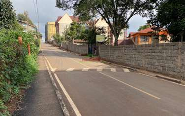Commercial land for sale in Kinoo