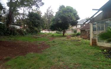 0.75 ac land for sale in Kilimani