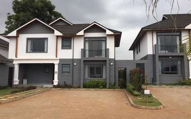 4 bedroom townhouse for sale in Kiambu Road