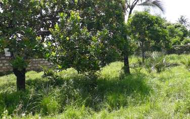 2024m² residential land for sale in Bamburi