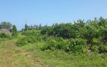 16188 m² commercial land for sale in Kikambala
