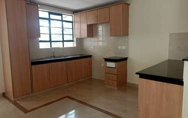 3 bedroom apartment for rent in Ruaka