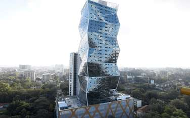 2140 m² office for rent in Upper Hill