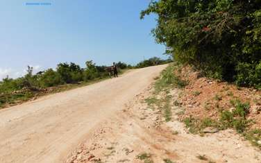 Land for sale in Diani