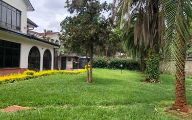 6 bedroom house for rent in Gigiri