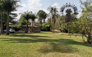 4047 m² residential land for sale in Muthaiga Area
