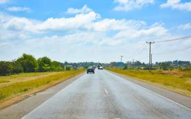 5050 ft² residential land for sale in Machakos Town