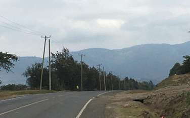 Land for sale in Kiserian