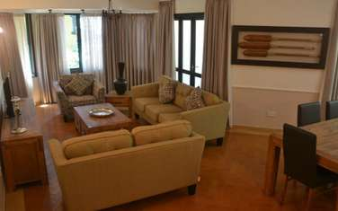 Furnished 4 bedroom townhouse for rent in Spring Valley