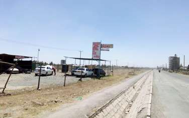 5000 m² commercial land for sale in Syokimau