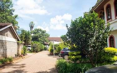 7 bedroom townhouse for rent in Westlands Area