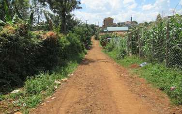 1012 m² residential land for sale in Ruaka