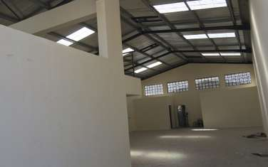 4200 ft² warehouse for rent in Mombasa Road