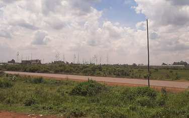 50 ac commercial property for sale in Ruiru