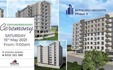 1 bedroom apartment for sale in New Kitusuru