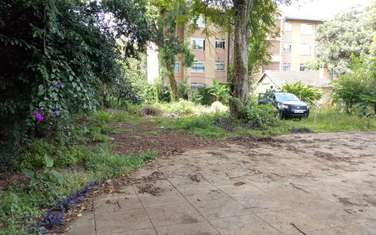 2024 m² commercial land for sale in Rhapta Road
