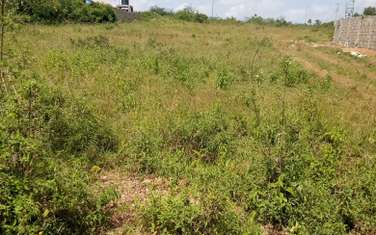 Commercial land for sale in Thika