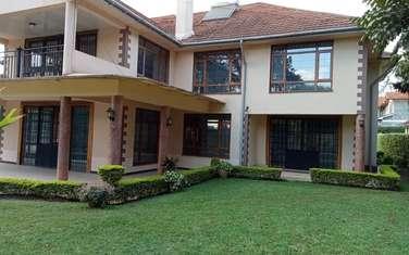 4 bedroom house for rent in Runda