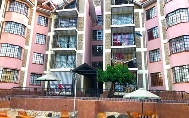 Furnished 2 bedroom apartment for sale in Nairobi West