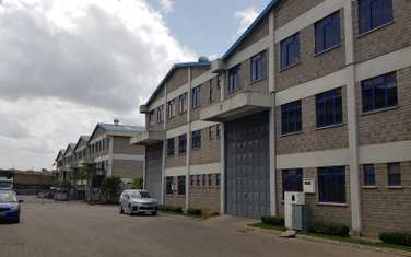 7000 ft² warehouse for rent in Mlolongo