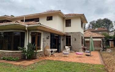 5 bedroom villa for rent in Kitisuru