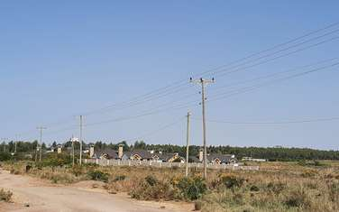 0.045 ha land for sale in Nanyuki