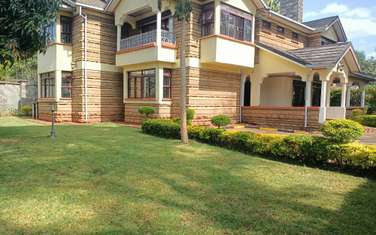 5 bedroom house for rent in Lower Kabete