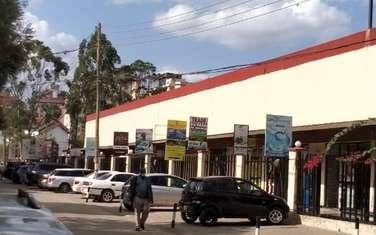shop for rent in Kilimani