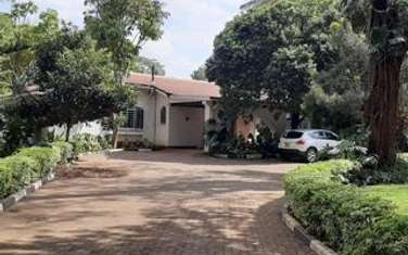 3 bedroom house for rent in Old Muthaiga
