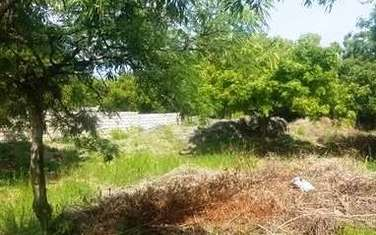 5000 m² commercial land for sale in Malindi Town