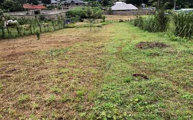 1000 m² residential land for sale in Kikuyu Town