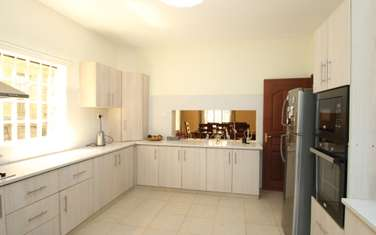 Furnished 5 bedroom townhouse for rent in Kileleshwa