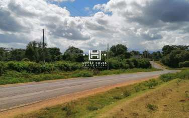 0.5 ac commercial land for sale in Nanyuki
